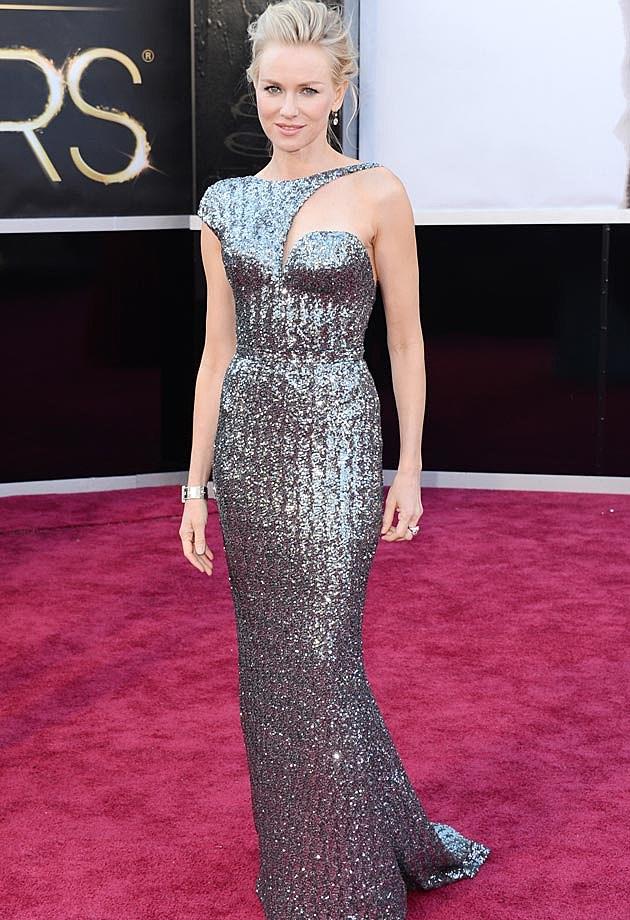 Naomi Watts Oscars 2013 Arman Prive