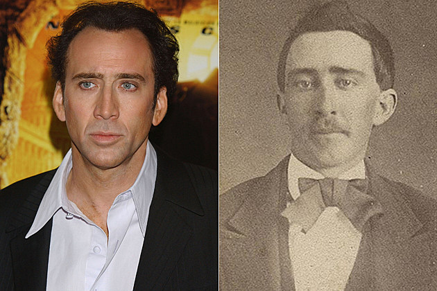 Nicolas Cage Vampire Photo