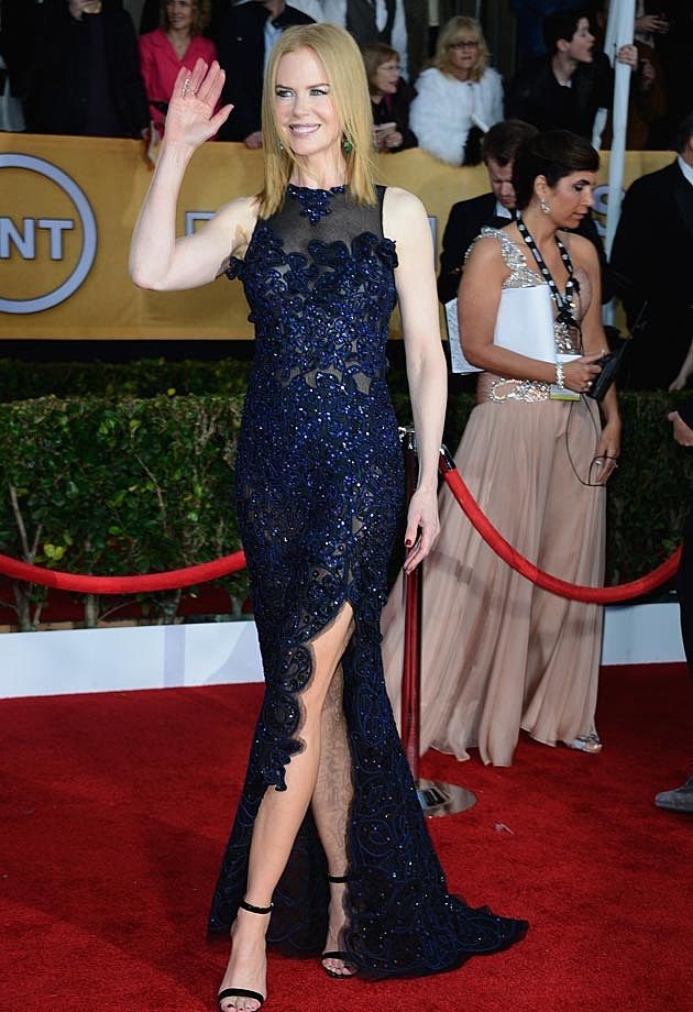 Nicole Kidman Vivienne Westwood SAGs