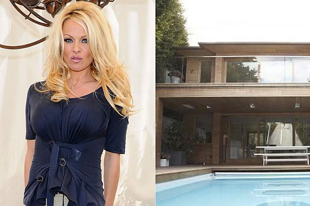 Pamela Anderson Crib