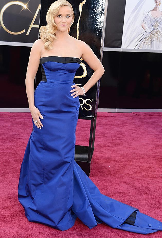 Reese Witherspoon Oscars 2013 Louis Vuitton