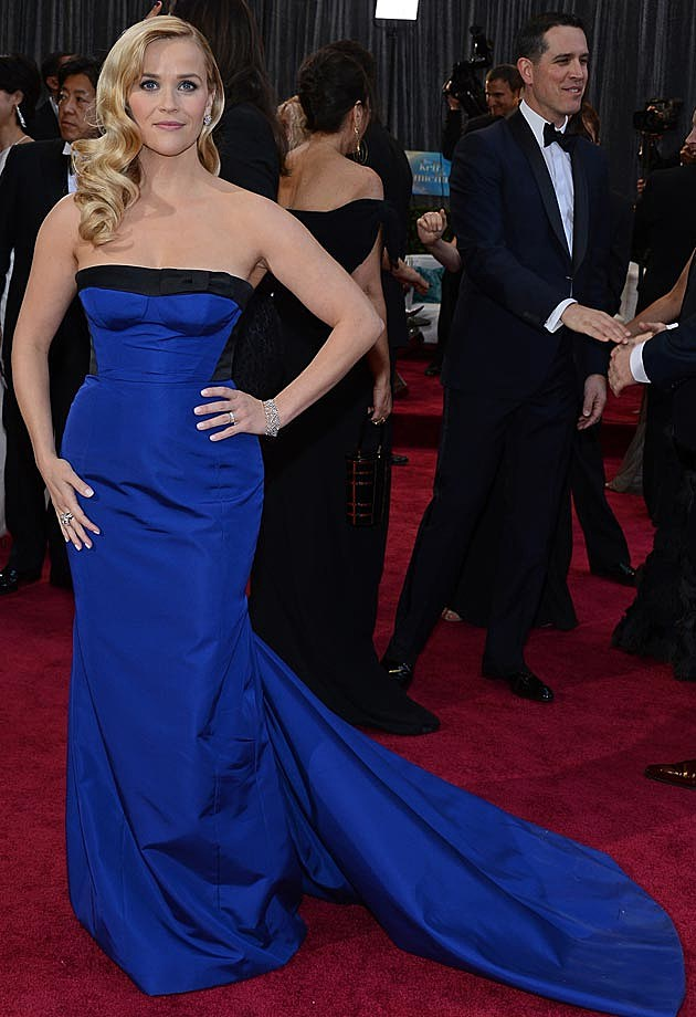 Reese Witherspoon Louis Vuitton 2013 Oscars