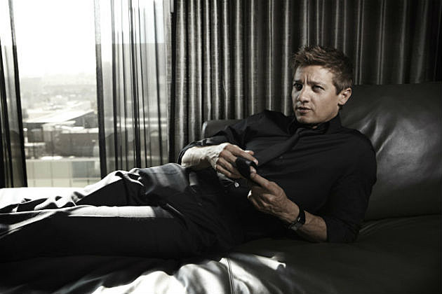 Jeremy Renner The Hollywood Reporter