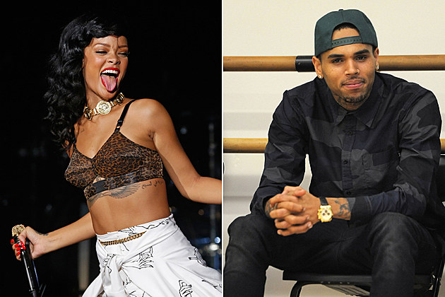 Rihanna Chris Brown 2013 Grammys dress code
