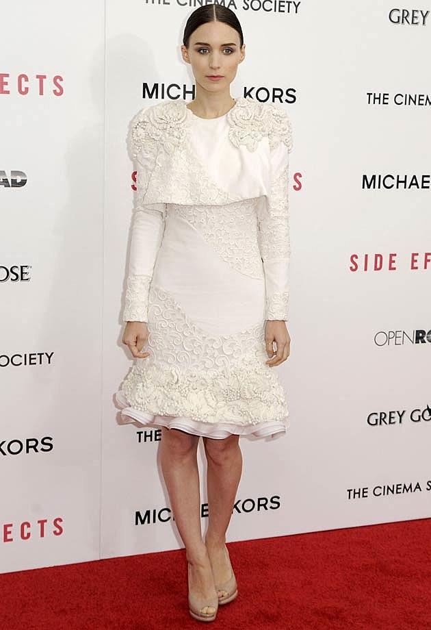 Rooney Mara McQueen