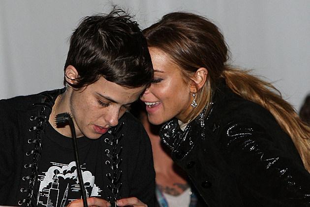 Samantha Ronson Lindsay Lohan