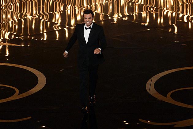 Seth MacFarlane 2013 Oscars