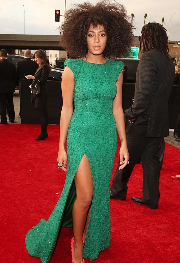 Solange 2013 Grammys