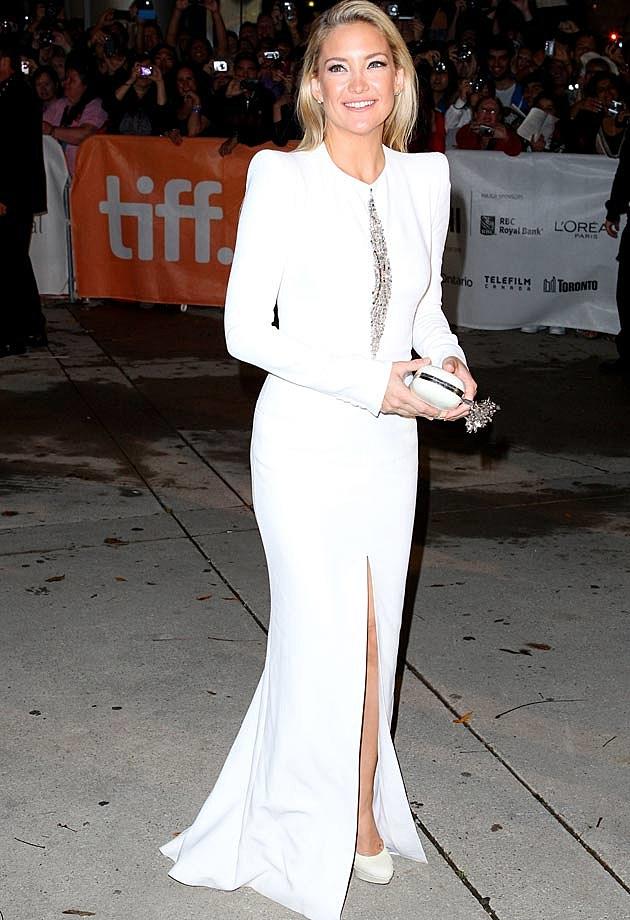 Kate Hudson White McQueen