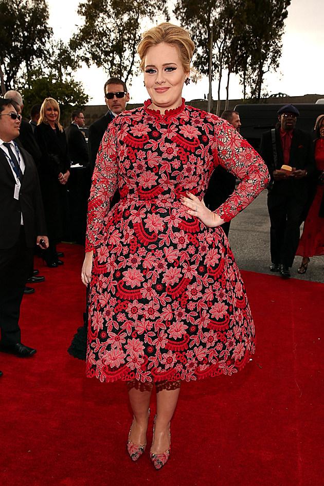 Adele 2013 Grammys