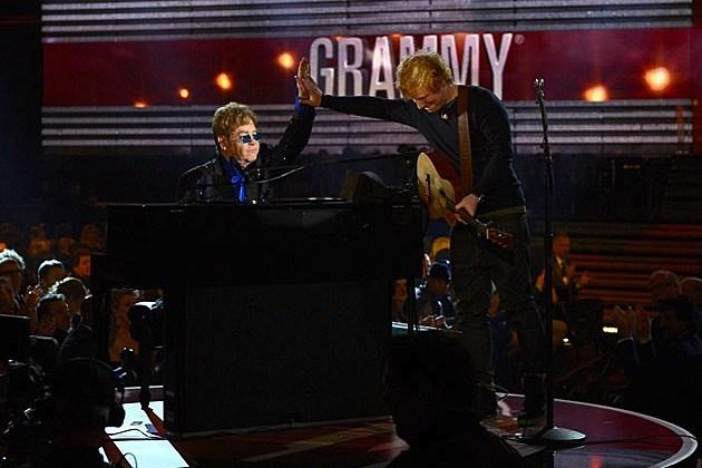 Elton John Ed Sheeran