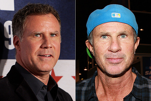 Will Ferrell Chad Smith
