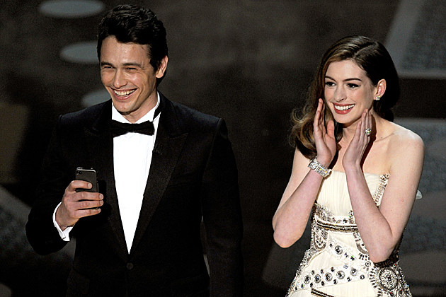 James Franco and Anne Hathaway awkwardly hosted the 83rd Annual Academy Awards