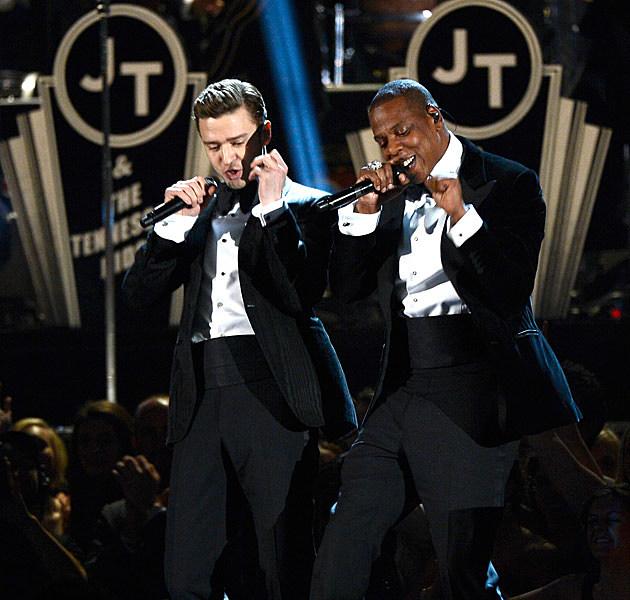 Jay-Z Justin Timberlake