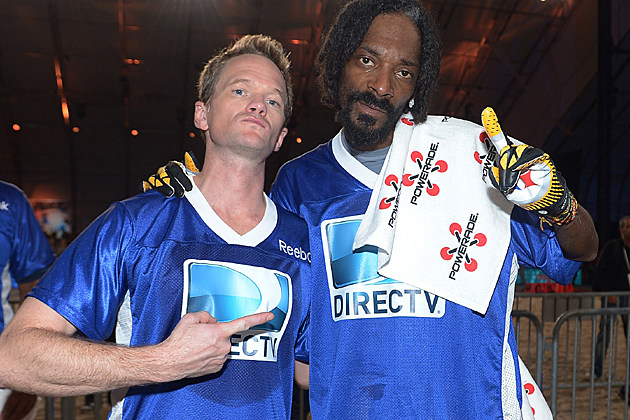 Neil Patrick Harris, Snoop Dogg