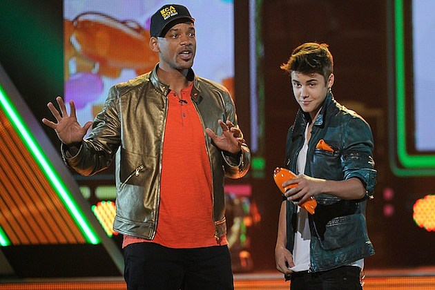 Will Smith Justin Bieber
