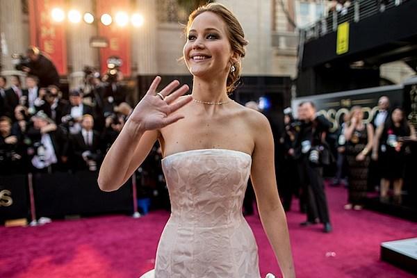 Jennifer Lawrence Prai...