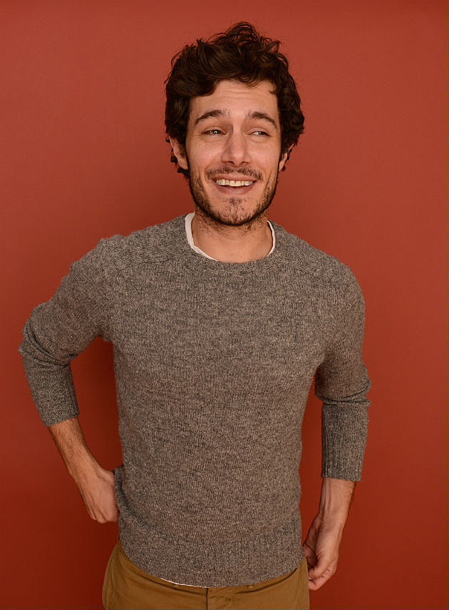 Adam Brody Getty Images