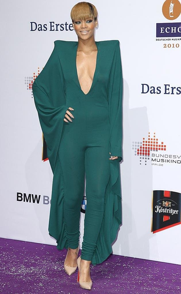 Rihanna Alexandre Vauthier 2010