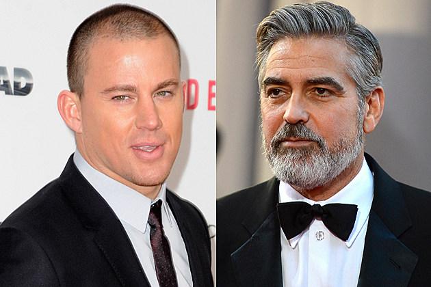 Channing Tatum George Clooney