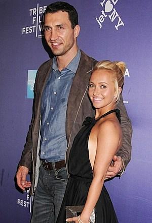 Wladimir Klitschko and Hayden Panettiere get engaged 01.03.2010 15