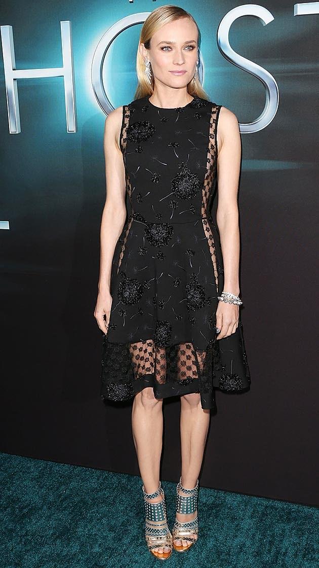 Diane Kruger Host Thakoon