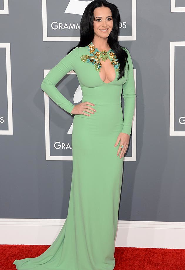 Gucci Grammys 2013 Katy Perry