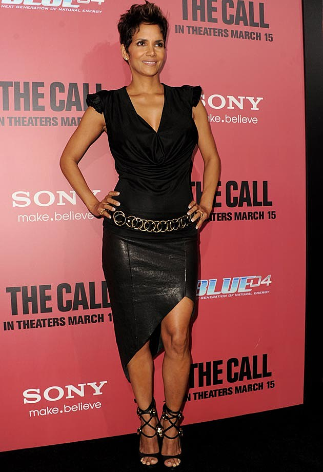 Halle Berry Helmut Lang