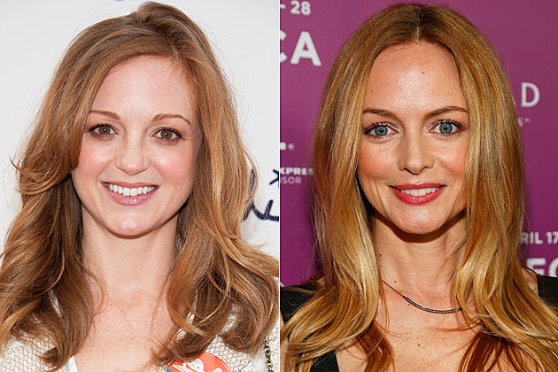 Jayma Mays Heather Graham