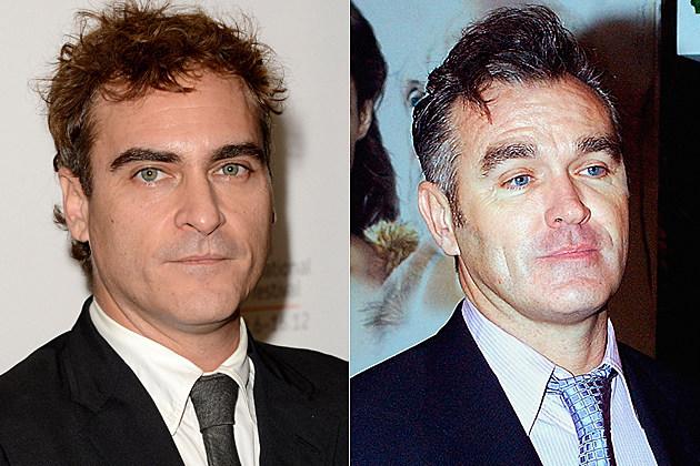 Joaquin Phoenix Morrissey