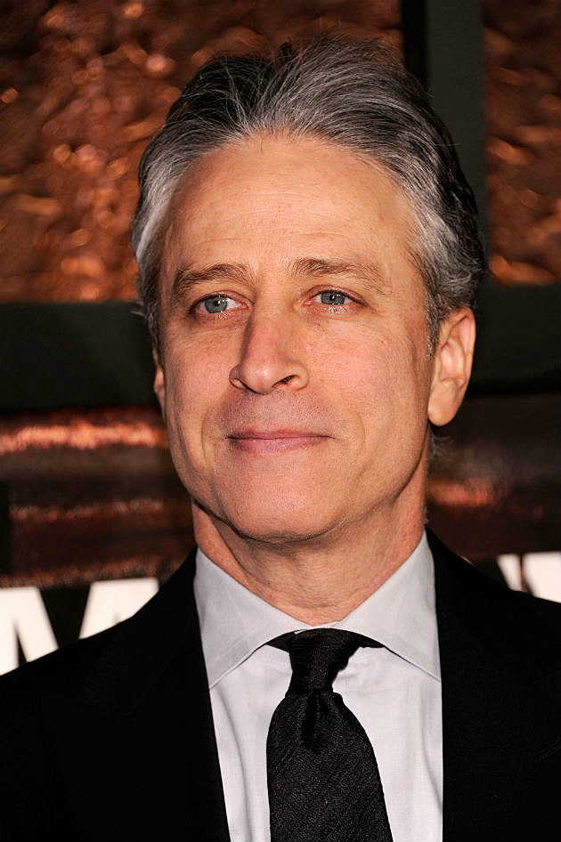 Jon Stewart Getty Images