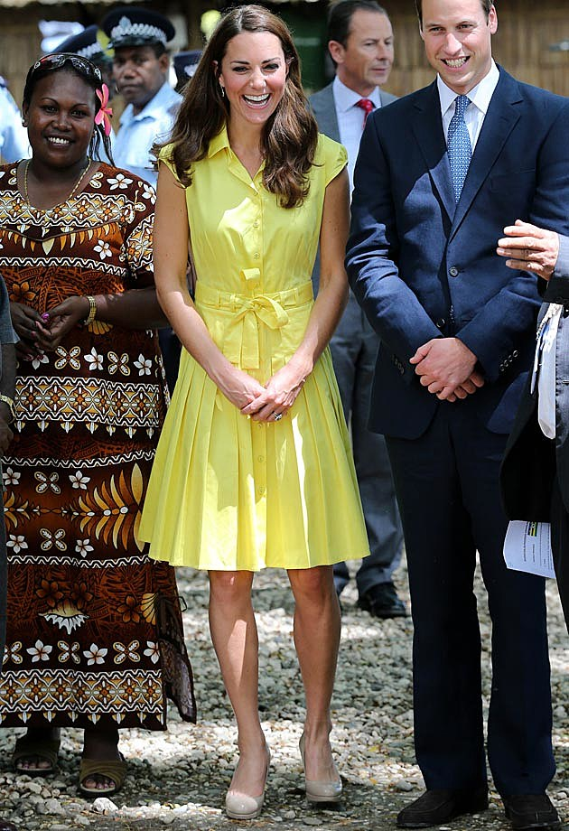 Kate Middleton Jaeger