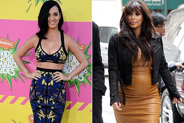 Katy Perry Kim Kardashian