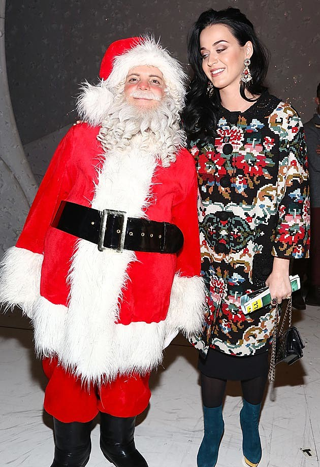 Katy Perry Xmas Sweater Dress