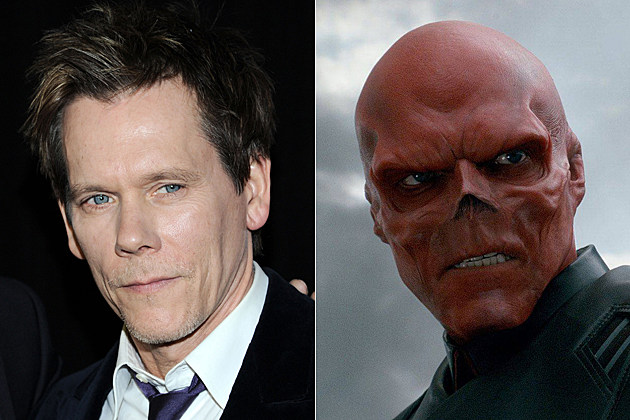 Kevin Bacon Hugo Weaving Red Skull