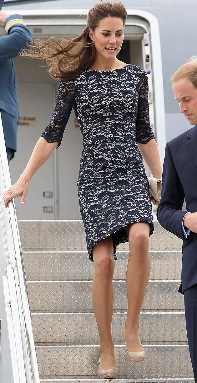 Kate Middleton Lace
