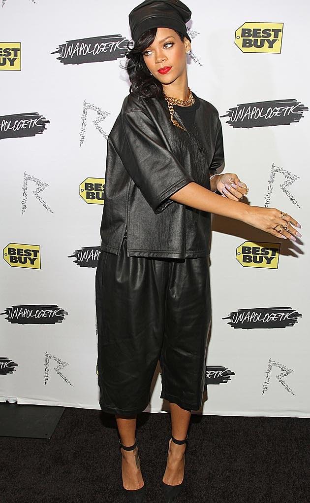 Rihanna Polkadot Jumpsuit