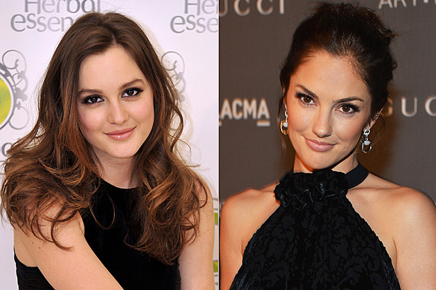 Image result for Minka Kelly and Leighton Meester