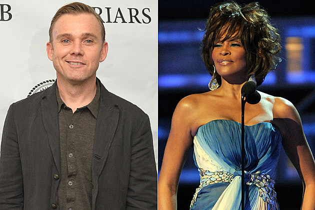Ricky Schroder Whitney Houston