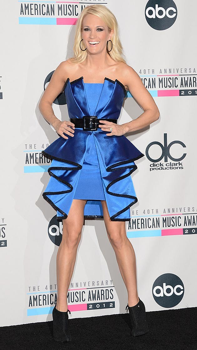 Carrie Underwood Sarli Couture