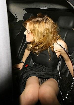Emma Watson Wardrobe Malfunction`