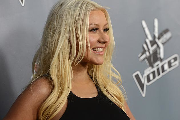 Christina Aguilera The Voice Season 4 Premiere