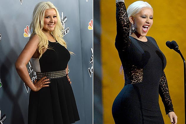 Christina Aguilera Now Then