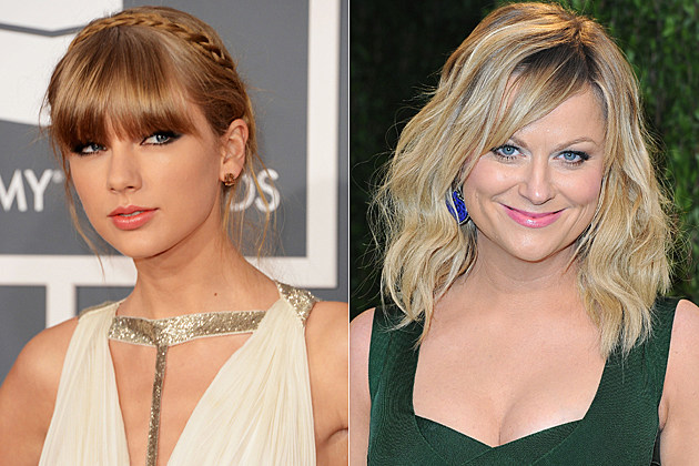Taylor Swift, Amy Poehler