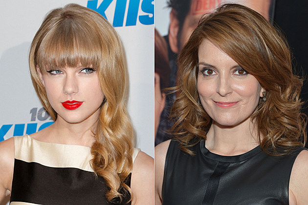 Taylor Swift, Tina Fey