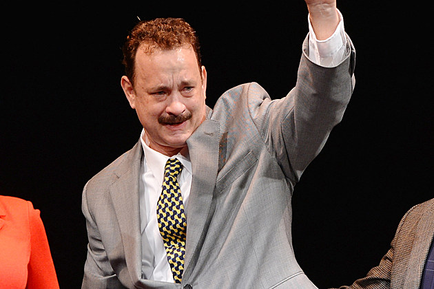 Tom Hanks in 'Lucky Guy'