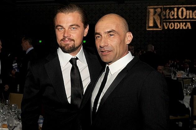 Leonardo DiCaprio Steve Warren