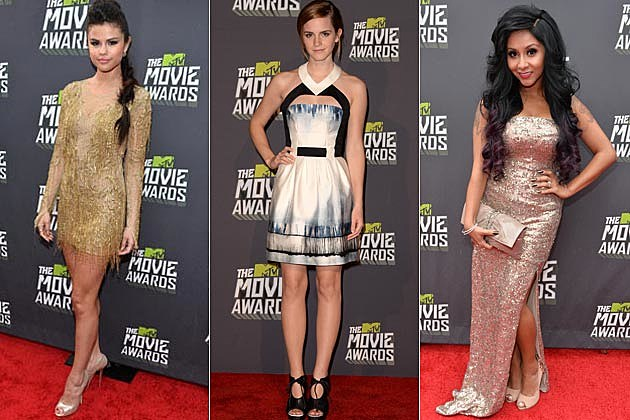 2013 Best Dressed MTV Movie Awards