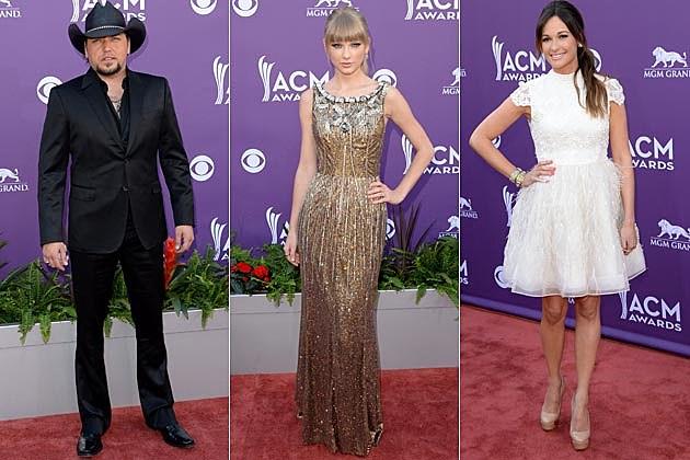 2013 ACMs Best Dressed