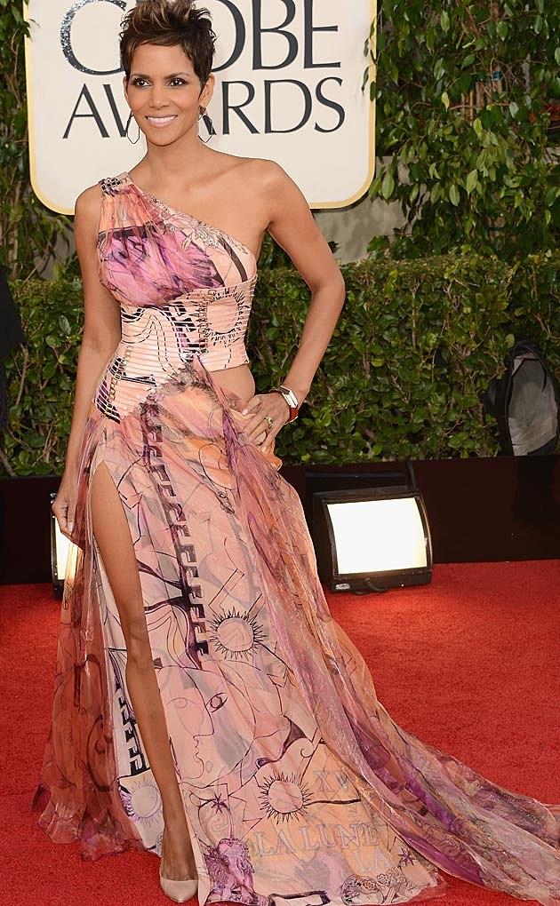 Halle Berry Atelier Versace